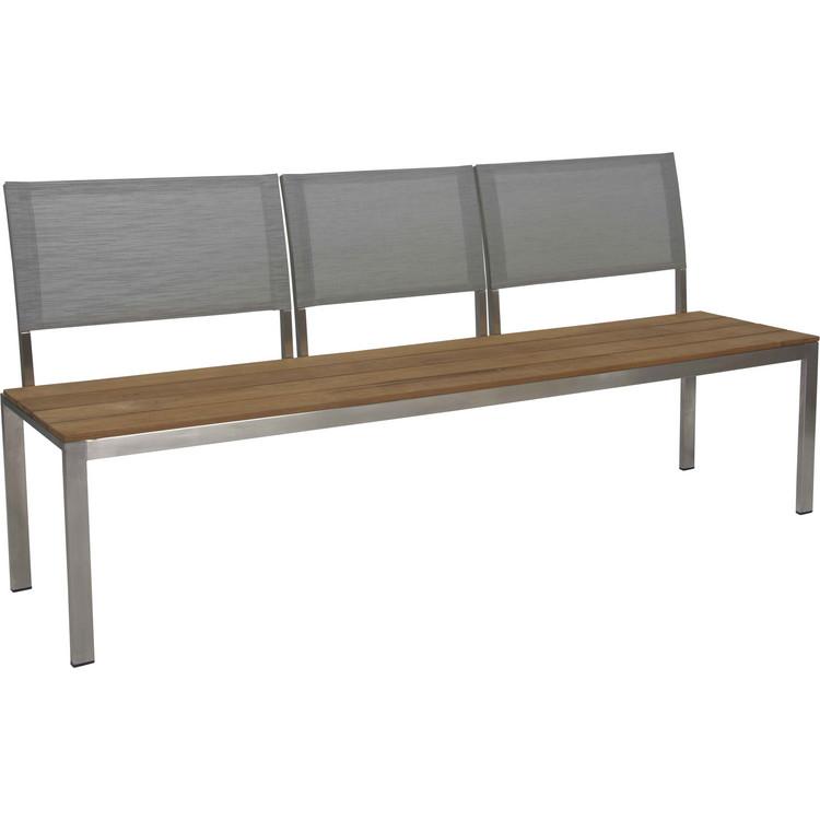 gartenbank arima 3 sitzer. Black Bedroom Furniture Sets. Home Design Ideas
