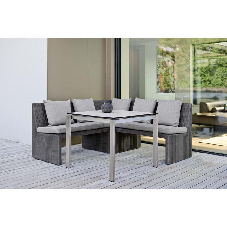 gartenbank noel 2 sitzer stern. Black Bedroom Furniture Sets. Home Design Ideas