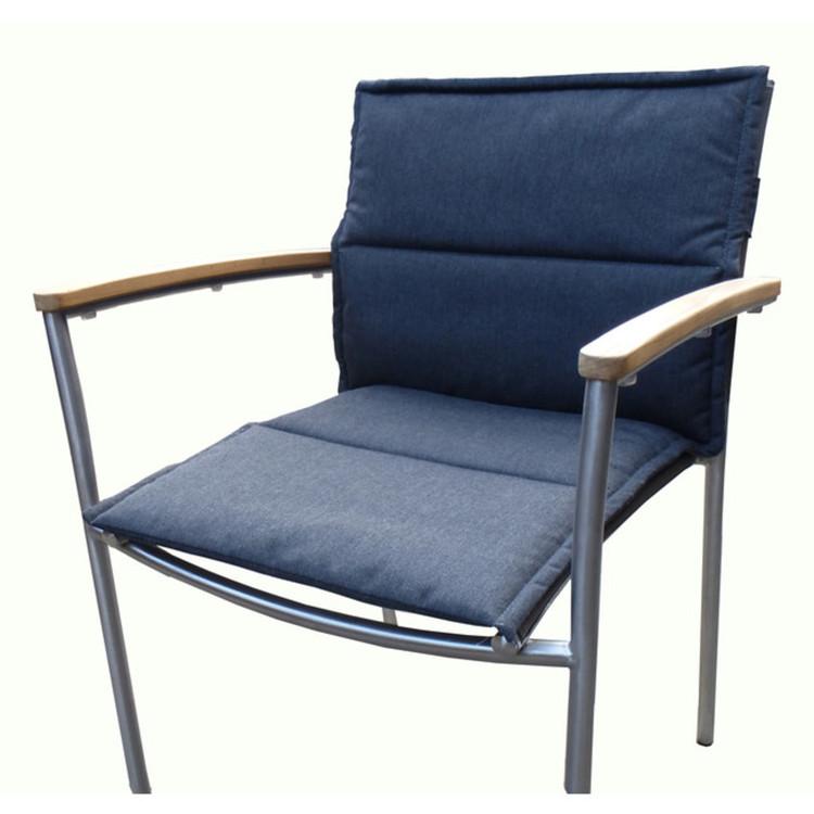 auflage f r stapelsessel mali stern. Black Bedroom Furniture Sets. Home Design Ideas