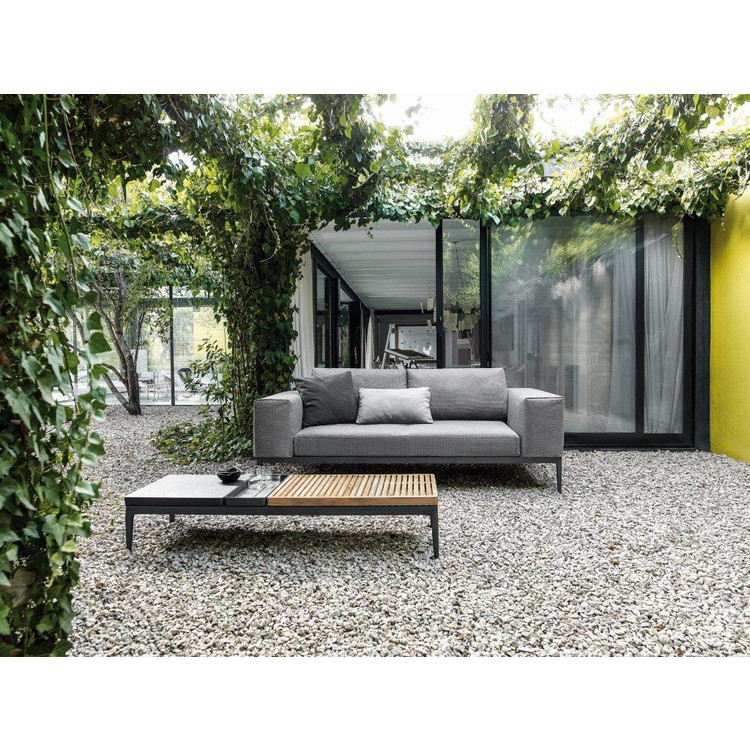Garten Lounge Gloster Grid Coffee table 151x50cm