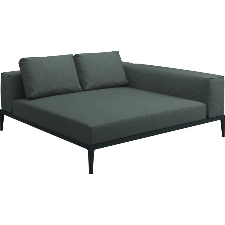 garten lounge grid chill unit gloster. Black Bedroom Furniture Sets. Home Design Ideas