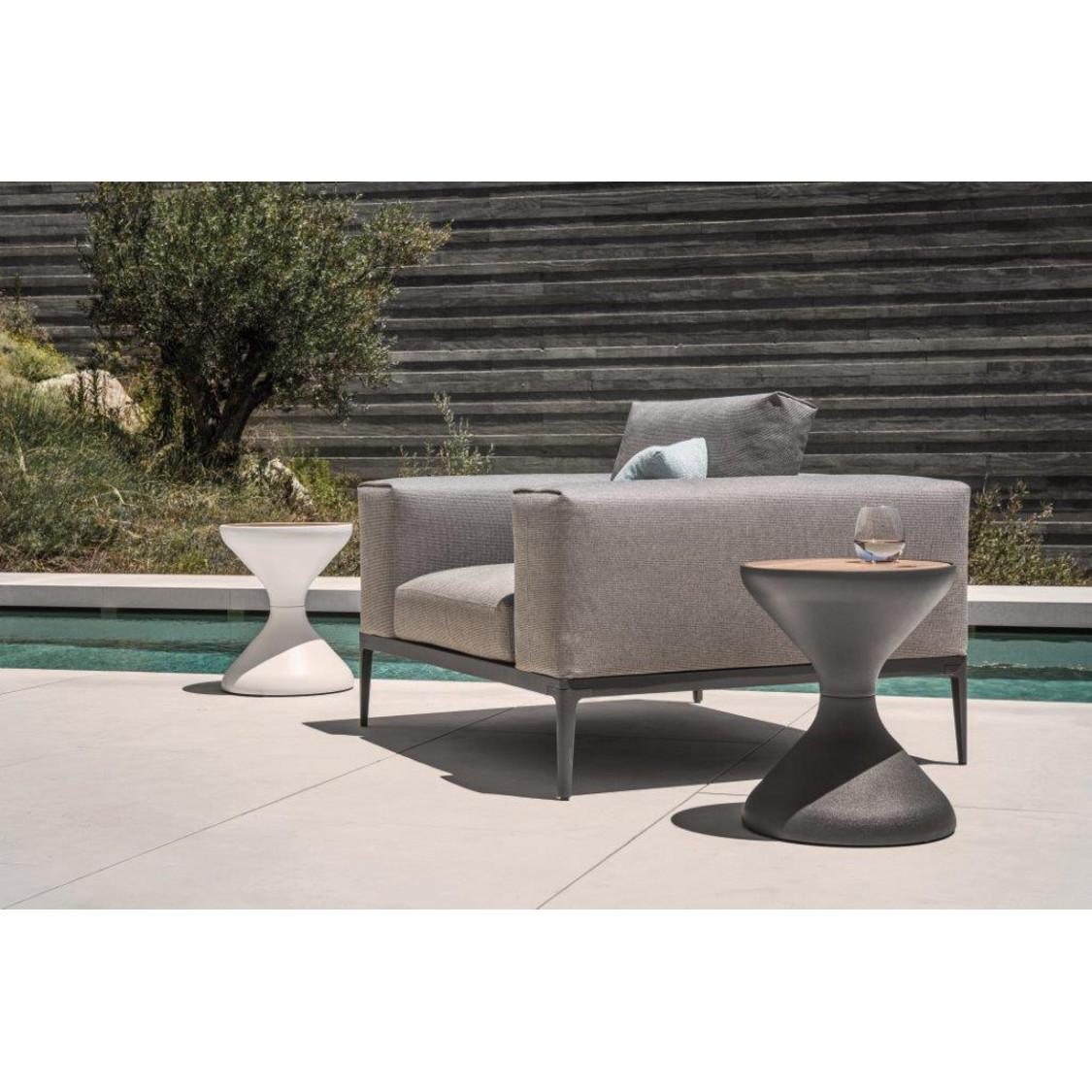 Garten Lounge Sessel Grid Gloster Hauptstadtmoebelde
