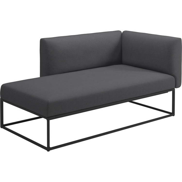 Outdoor Lounge Maya Chaiselongue, Gloster