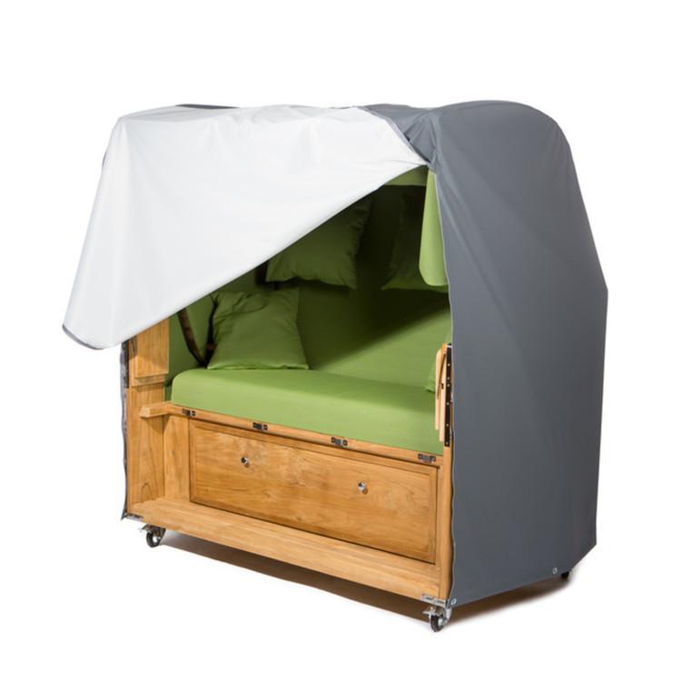 abdeckhaube strandkorb schutzh lle atmungsaktiv. Black Bedroom Furniture Sets. Home Design Ideas
