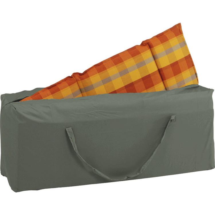 kissenh lle schutzh lle f r auflagen grau. Black Bedroom Furniture Sets. Home Design Ideas