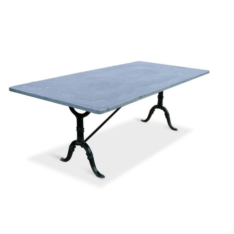 gartentisch mit steinplatte herakles eckig. Black Bedroom Furniture Sets. Home Design Ideas