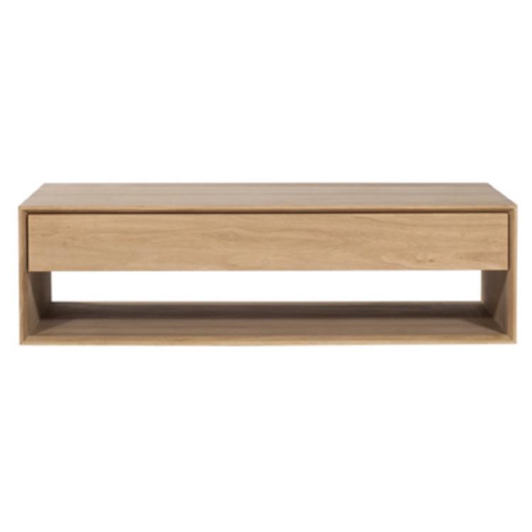 couchtisch nordic mit schublade 120x70cm. Black Bedroom Furniture Sets. Home Design Ideas