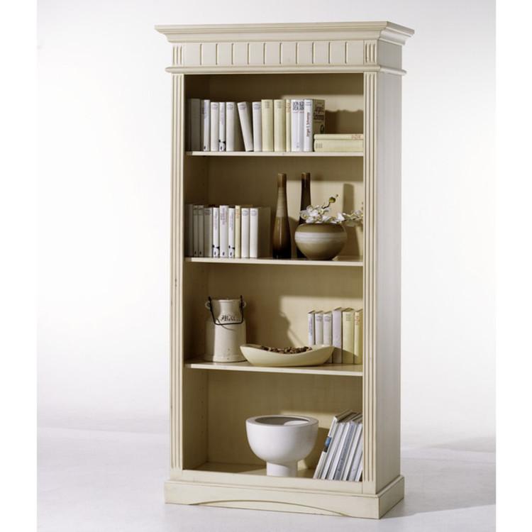 regal landhausstil lara 100x201x48 cm. Black Bedroom Furniture Sets. Home Design Ideas