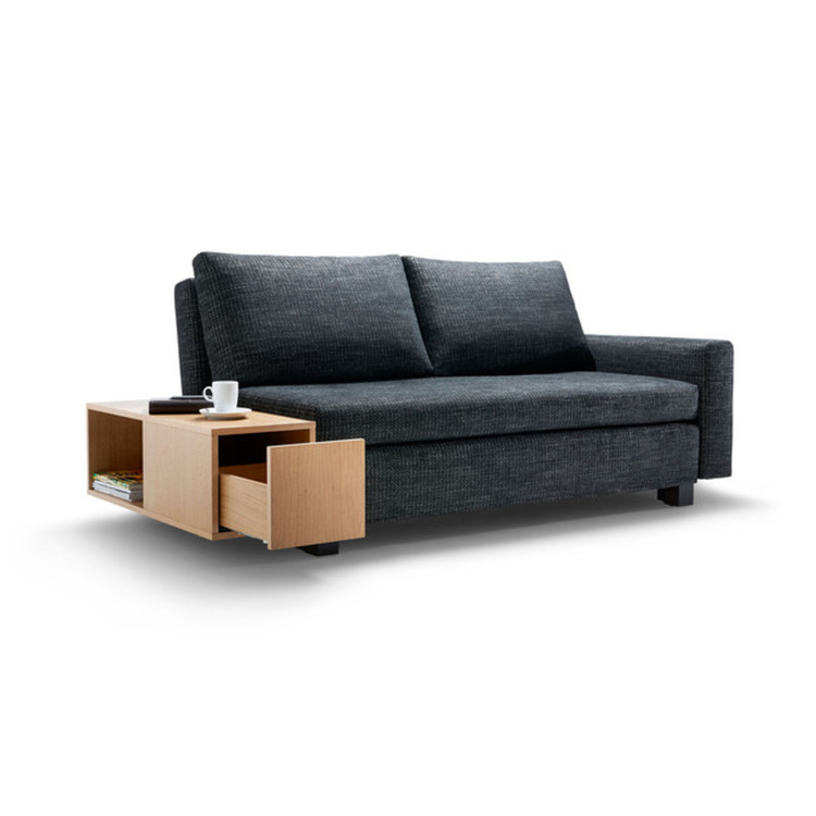schlafsofa allan mit relaxfunktion stoff simba. Black Bedroom Furniture Sets. Home Design Ideas