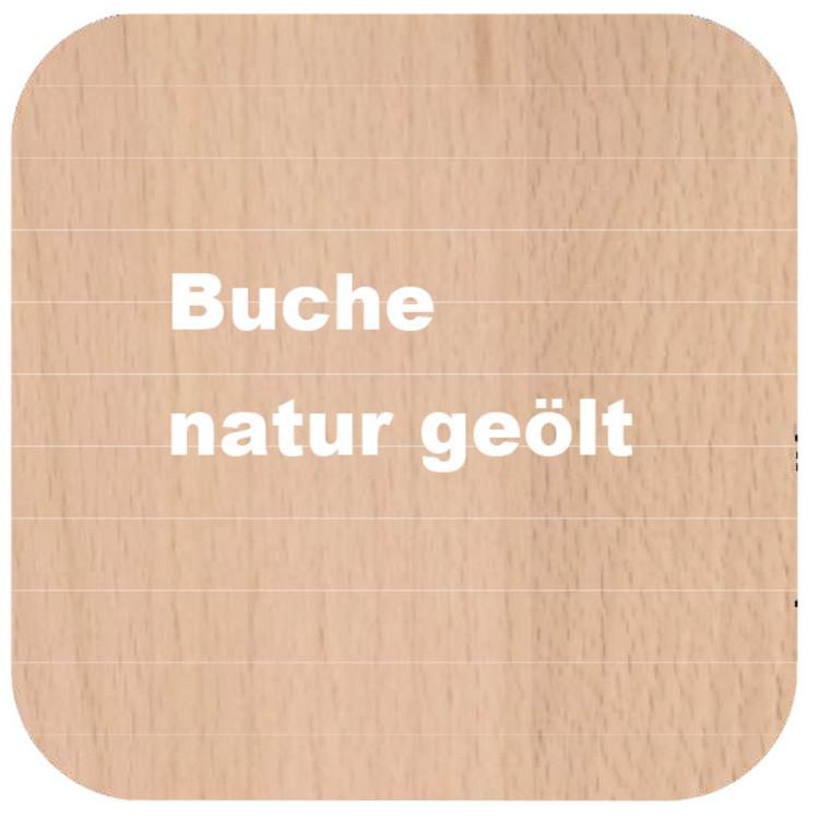 Esstisch rund Julie Buche ausziehbar d120cm Living by RG