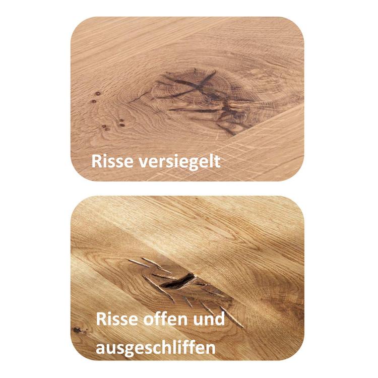Esstisch Zweigl Z20 Nussbaum geölt  hauptstadtmoebelde ~ Esstisch Zweigl