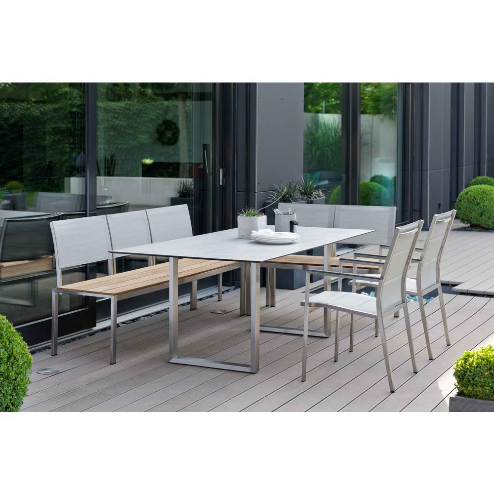 gartenbank arima 2 sitzer. Black Bedroom Furniture Sets. Home Design Ideas