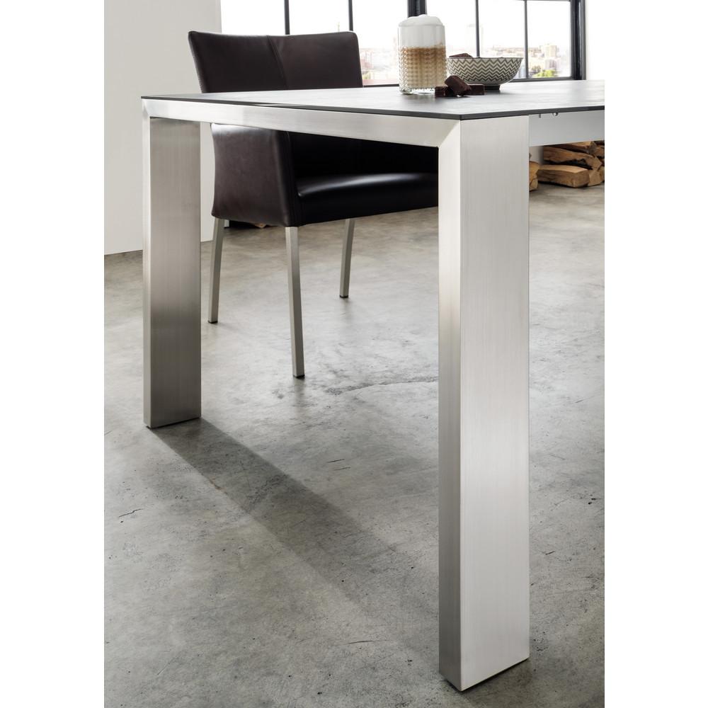 gartentisch olympia edelstahl mit keramikplatte. Black Bedroom Furniture Sets. Home Design Ideas