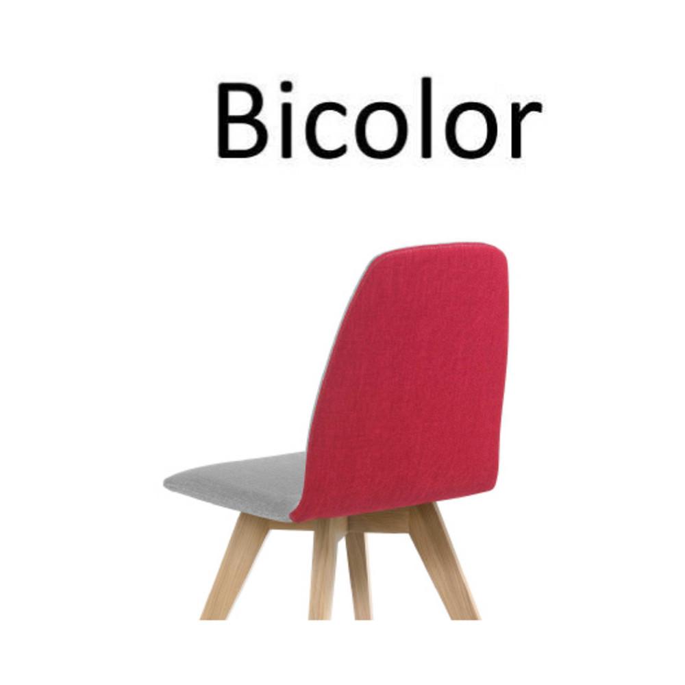 moods polsterstuhl in kunstleder gazelle. Black Bedroom Furniture Sets. Home Design Ideas