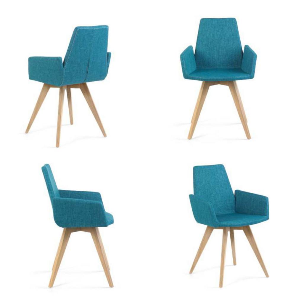 moods polstersessel in kunstleder gazelle. Black Bedroom Furniture Sets. Home Design Ideas