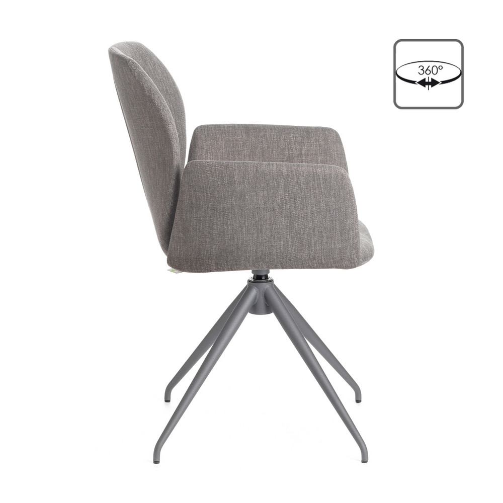 moods polstersessel stahl gazelle. Black Bedroom Furniture Sets. Home Design Ideas