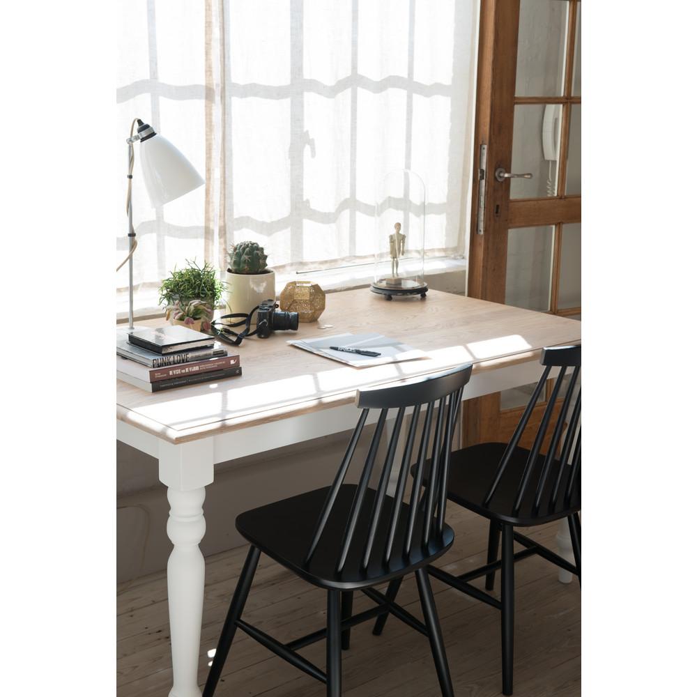 2er set stuhl evelyn black vinvcent sheppard. Black Bedroom Furniture Sets. Home Design Ideas