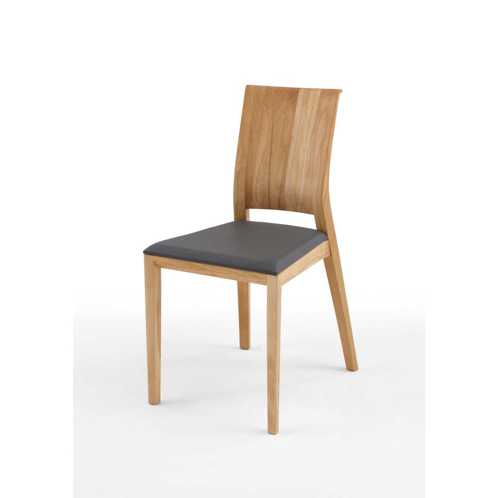 Stuhl zara massivholz gepolstert for Stuhl gepolstert
