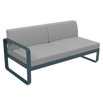 Lounge 2-Sitzer Modul Links Bellevie Fermob