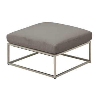 Garten Lounge Cloud Loungehocker, Gloster