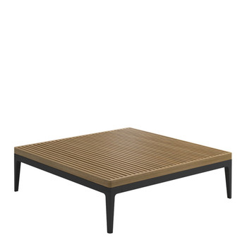 Garten Lounge Gloster Grid Square Coffee table