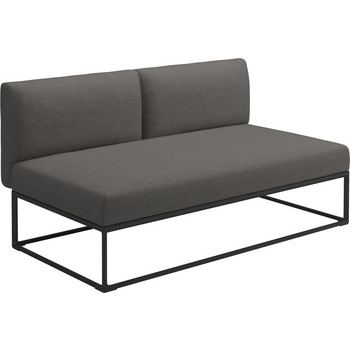 Outdoor Lounge Maya Mittelelement 150, Gloster