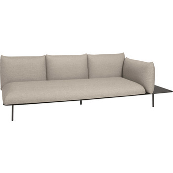 Lounge Sofa Goa 3 Sitzer Element links