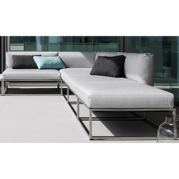 Outdoor Lounge Ecke Gloster Cloud